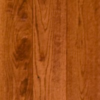 "LW Mountain Pre-Finished Hand-Scraped Oak:  Golden Oak 3/4"" x 4 3/4"" Solid Hardwood LWSHG43"