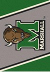 Milliken College Team Spirit (NCAA) Marshall 44359 Spirit Rectangle (4000019395) 2'8