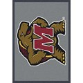 Milliken College Team Spirit (NCAA) Maryland 74387 Spirit Rectangle (4000019354) 7