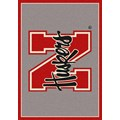 Milliken College Team Spirit (NCAA) Nebraska 74239 Spirit Rectangle (4000019336) 7