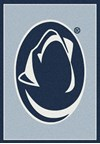 Milliken College Team Spirit (NCAA) Penn State 74362 Spirit Rectangle (4000019222) 5'4
