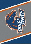 Milliken College Team Spirit (NCAA-SPT) Boise State 36446 Spirit Rectangle (4000054399) 5'4
