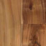 "LW Mountain Pre-Finished Asian Walnut Acacia: Natural 3/4"" x 4 3/4"" Solid Hardwood LWSWB/434"