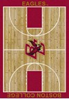Milliken College Home Court (NCAA) Boston College 01043 Court Rectangle (4000018453) 7'8