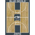 Milliken College Home Court (NCAA) Duke 01512 Court Rectangle (4000018444) 5