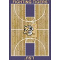 Milliken College Home Court (NCAA) LSU 01152 Court Rectangle (4000018303) 3