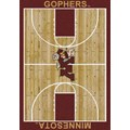 Milliken College Home Court (NCAA) Minnesota 01185 Court Rectangle (4000018311) 3