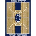 Milliken College Home Court (NCAA) Penn State 01300 Court Rectangle (4000018325) 3