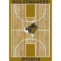 Milliken College Home Court (NCAA) Purdue 01345 Court Rectangle (4000018327) 3
