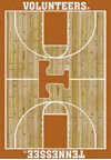 Milliken College Home Court (NCAA) Tennessee 01400 Court Rectangle (4000018339) 3'10