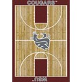 Milliken College Home Court (NCAA) Washington State 01466 Court Rectangle (4000018353) 3