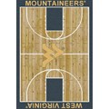 Milliken College Home Court (NCAA) West Virginia 01470 Court Rectangle (4000018354) 3