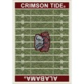 Milliken College Home Field (NCAA) Alabama 01010 Home Field Rectangle (4000018678) 10