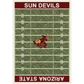 Milliken College Home Field (NCAA) Arizona State 01014 Home Field Rectangle (4000018680) 10
