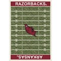 Milliken College Home Field (NCAA) Arkansas 01020 Home Field Rectangle (4000018681) 10