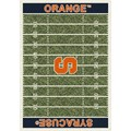 Milliken College Home Field (NCAA) Syracuse 01396 Home Field Rectangle (4000018585) 5