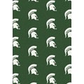 Milliken College Repeating (NCAA) Michigan State 01180 Repeat Rectangle (4000018852) 5