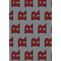 Milliken College Repeating (NCAA) Rutgers 01347 Repeat Rectangle (4000096200) 10