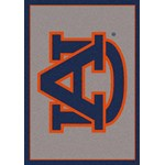 "Milliken College Team Spirit (NCAA) Auburn 74752 Spirit Rectangle (4000019134) 3'10"" x 5'4"" Area Rug"
