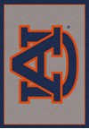 Milliken College Team Spirit (NCAA) Auburn 74752 Spirit Rectangle (4000019255) 5'4