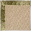 Capel Rugs Creative Concepts Cane Wicker - Dream Weaver Marsh (211) Octagon 12