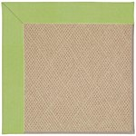 Capel Rugs Creative Concepts Cane Wicker - Canvas Parrot (247) Octagon 12' x 12' Area Rug