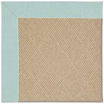 "Capel Rugs Creative Concepts Cane Wicker - Canvas Glacier (419) Runner 2' 6"" x 10' Area Rug"