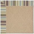 Capel Rugs Creative Concepts Cane Wicker - Brannon Whisper (422) Runner 2