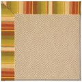 Capel Rugs Creative Concepts Cane Wicker - Kalani Samba (224) Rectangle 3
