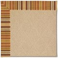 Capel Rugs Creative Concepts Cane Wicker - Vera Cruz Samba (735) Rectangle 5