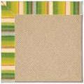 Capel Rugs Creative Concepts Cane Wicker - Kalani Fresco (239) Rectangle 6