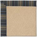 Capel Rugs Creative Concepts Cane Wicker - Vera Cruz Ocean (445) Rectangle 7