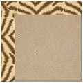 Capel Rugs Creative Concepts Cane Wicker - Couture King Chestnut (756) Rectangle 7