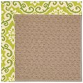 Capel Rugs Creative Concepts Grassy Mountain - Shoreham Kiwi (220) Octagon 4