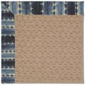 Capel Rugs Creative Concepts Grassy Mountain - Java Journey Indigo (460) Octagon 4