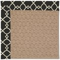 Capel Rugs Creative Concepts Grassy Mountain - Arden Black (346) Octagon 6