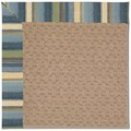 Capel Rugs Creative Concepts Grassy Mountain - Kalani Ocean (417) Octagon 6