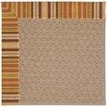 Capel Rugs Creative Concepts Grassy Mountain - Vera Cruz Samba (735) Octagon 8