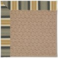 Capel Rugs Creative Concepts Grassy Mountain - Long Hill Ebony (340) Octagon 10