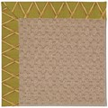 Capel Rugs Creative Concepts Grassy Mountain - Bamboo Tea Leaf (236) Octagon 12