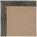 Capel Rugs Creative Concepts Grassy Mountain - Wild Thing Onyx (396) Octagon 12