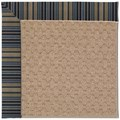 Capel Rugs Creative Concepts Grassy Mountain - Vera Cruz Ocean (445) Octagon 12