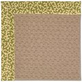 Capel Rugs Creative Concepts Grassy Mountain - Coral Cascade Avocado (225) Rectangle 3