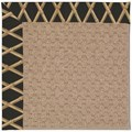 Capel Rugs Creative Concepts Grassy Mountain - Bamboo Coal (356) Rectangle 3