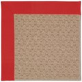 Capel Rugs Creative Concepts Grassy Mountain - Canvas Jockey Red (527) Rectangle 3
