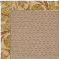 Capel Rugs Creative Concepts Grassy Mountain - Cayo Vista Sand (710) Rectangle 3