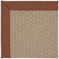Capel Rugs Creative Concepts Grassy Mountain - Linen Chili (845) Rectangle 3