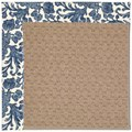 Capel Rugs Creative Concepts Grassy Mountain - Batik Indigo (415) Rectangle 6