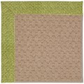 Capel Rugs Creative Concepts Grassy Mountain - Tampico Palm (226) Rectangle 8