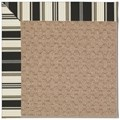 Capel Rugs Creative Concepts Grassy Mountain - Down The Lane Ebony (370) Rectangle 8